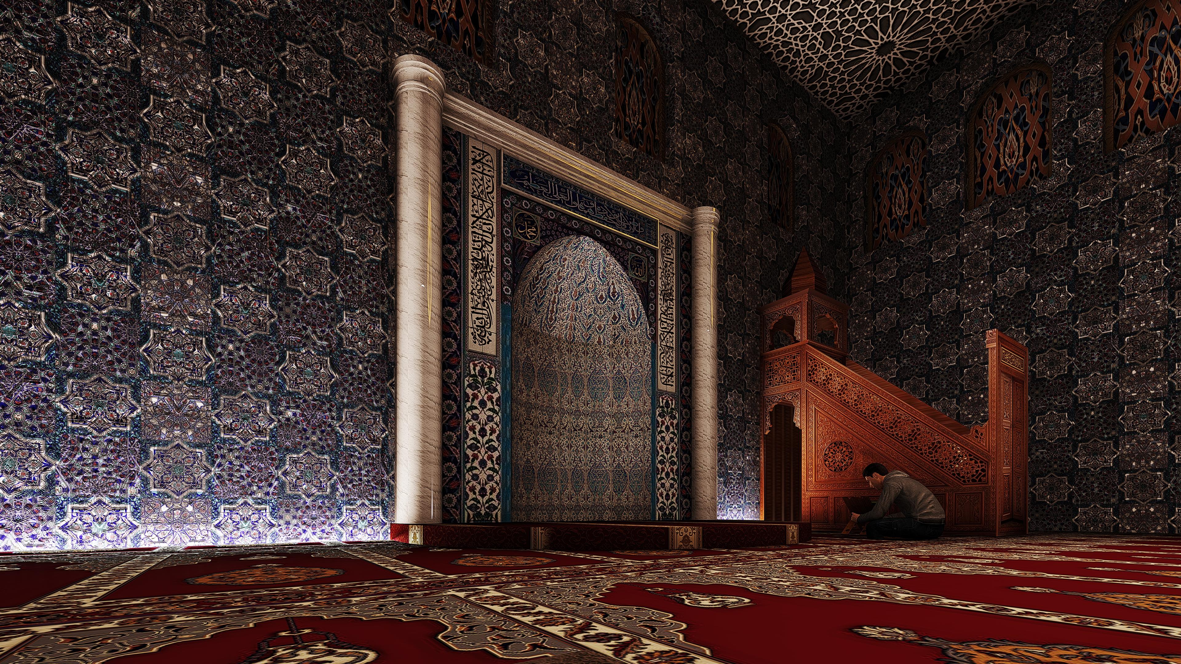 Moskee_INTERIOR_Photo - 14